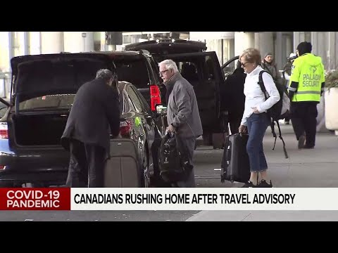 Canadians Face New Travel Restrictions