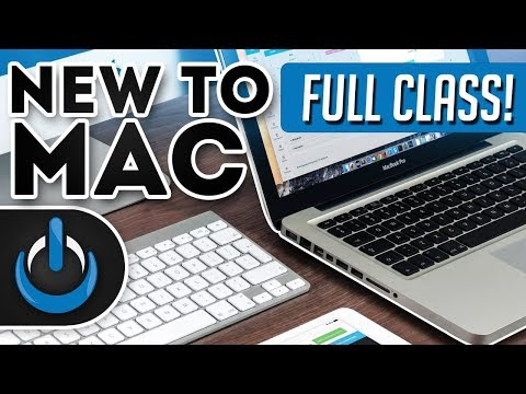 New to Mac - 2018 *** Mojave Edition *** FULL CLASS