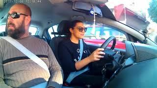 Μάθημα οδήγησης με την σχολή οδηγών ΕΦΡΑΙΜΙΔΗ ΓΡΗΓΟΡΗ (M2)