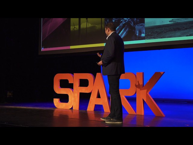 Building the Hyperloop | Dirk Ahlborn | Spark the Change