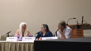 Panel: 25 Years of MYST & MYST Fandom - Geek Girl Con 2018 - with Rand Miller (2/6)