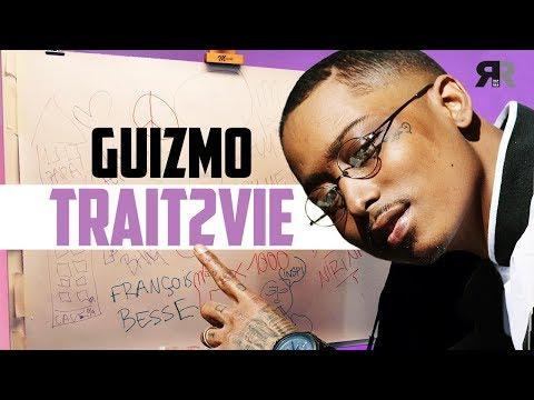 Youtube: Guizmo dessine sa vie dans notre interview Trait2Vie!