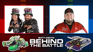 Behind The Battle : Episode 502 : Part 2 (Witch Doctor vs. Hydra)