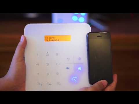 X9 GSM Alarm SMS and Upload Settings Contact ID Alarm Receiving Center