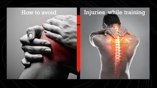 How to deal with bad knees, neck and other injuries in MMA!