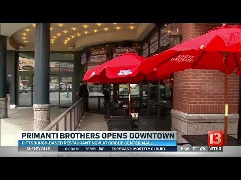 Primanti Bros downtown