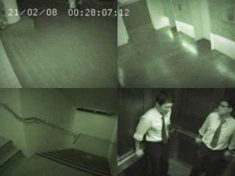 Ghose in CCTV