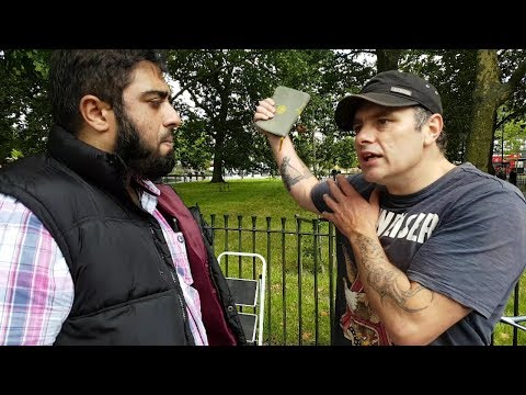   PART 1   Sincere Christian Is Speechless When Faced With Truth   Rizwan vs O'Neill  