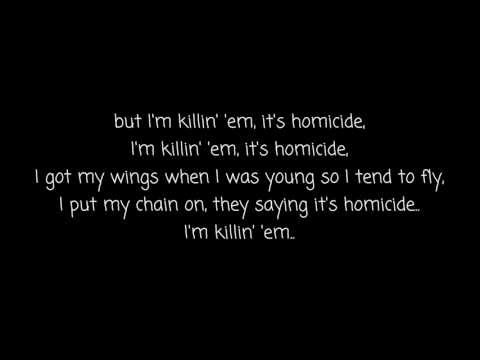 Wiz Khalifa - Homicide ft. Chevy Woods (Lyrics) HD