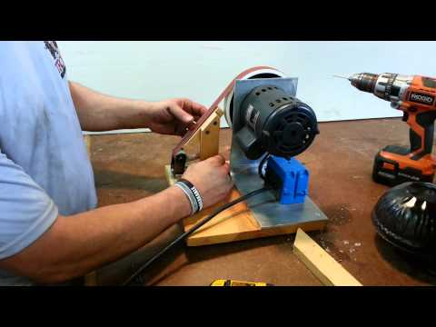 Belt disc sander review