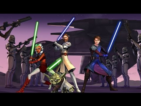 Lets Play Star Wars EAW FOC Clone Wars Mod Republic Side Episode 4 we strike a blow to the cis