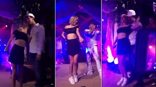 Taylor Swift Sings a Duet With Nelly at Bestie Karlie Kloss' Birthday Party!