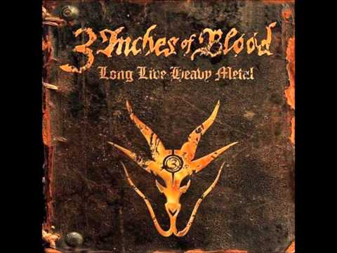 3 Inches Of Blood - Leave It On The Ice