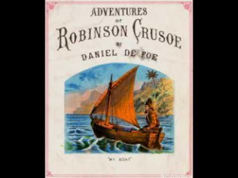 Resumen Del Libro Robinson Crusoe Por Daniel De Foe Youtube