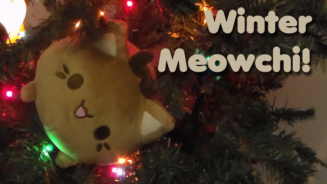 TastyPeachStudios Winter Meowchi - YouTube
