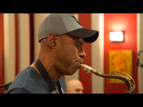The Bad Plus Joshua Redman 'As This Moment Slips Away' | Live Studio Session