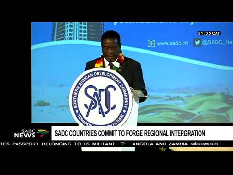 SADC countries commit to forge regional integration