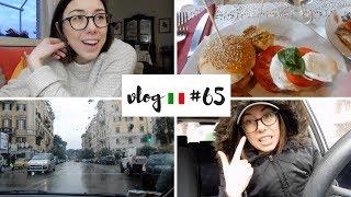 Vlog in Italian #65: piove, piove, piove!