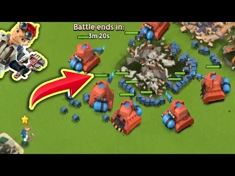 Cpt Everspark + SCORCHERS   Imitation Game   Heroes   Boom Beach Gameplay