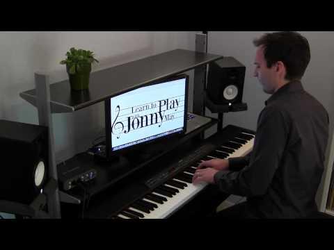 Somewhere Over the Rainbow - Jazz Piano Improvisation by Jonny May