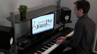 Download Somewhere Over the Rainbow - Jazz Piano Improvisation by Jonny May MP3 song and Music Video