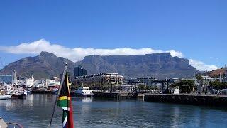南アフリカ5 ケープタウン(テーブルマウンテン、ウォーターフロント他)
