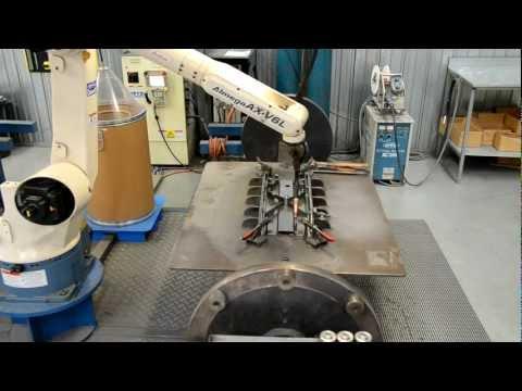 Metal Skills Robotic Welding