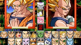 Dragon Ball Z Mugen Edition 2 - Classico