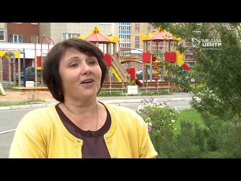 Построить фонтан во дворе планируют жильцы дома в Череповце