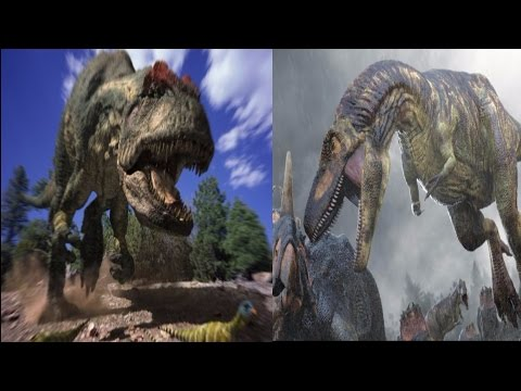 Allosaurus vs Daspletosaurus: Who Would Win (S2)