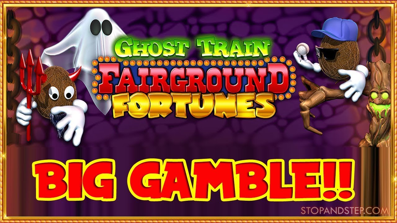 👻 halloween slots! ghost train with £30 spins!! 👻 - youtube