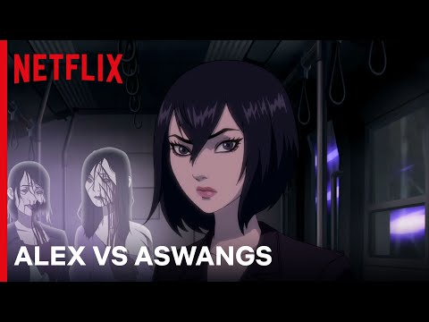 Aswangs Are No Match for Alexandra Trese and the Kambal 🗡️ | Trese | Netflix