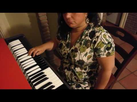 Test organo vox Jaguar aria sulla iv corda bach napoletan classic