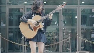 Download Video Anger - Okapi | Fingerstyle Guitar Cover by 신은비 of 여성기타듀오 S2 | Filmed by lEtudel MP3 3GP MP4