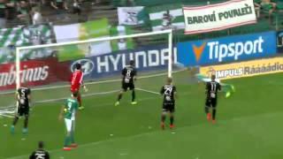 Bohemians 1905 vs. Příbram  1 - 1  All Goals ( Czech Liga - 22 August 2015)