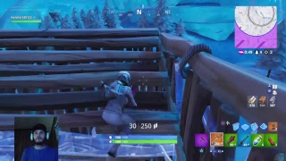 Fortnite - solo victory + sword fight mode with friends