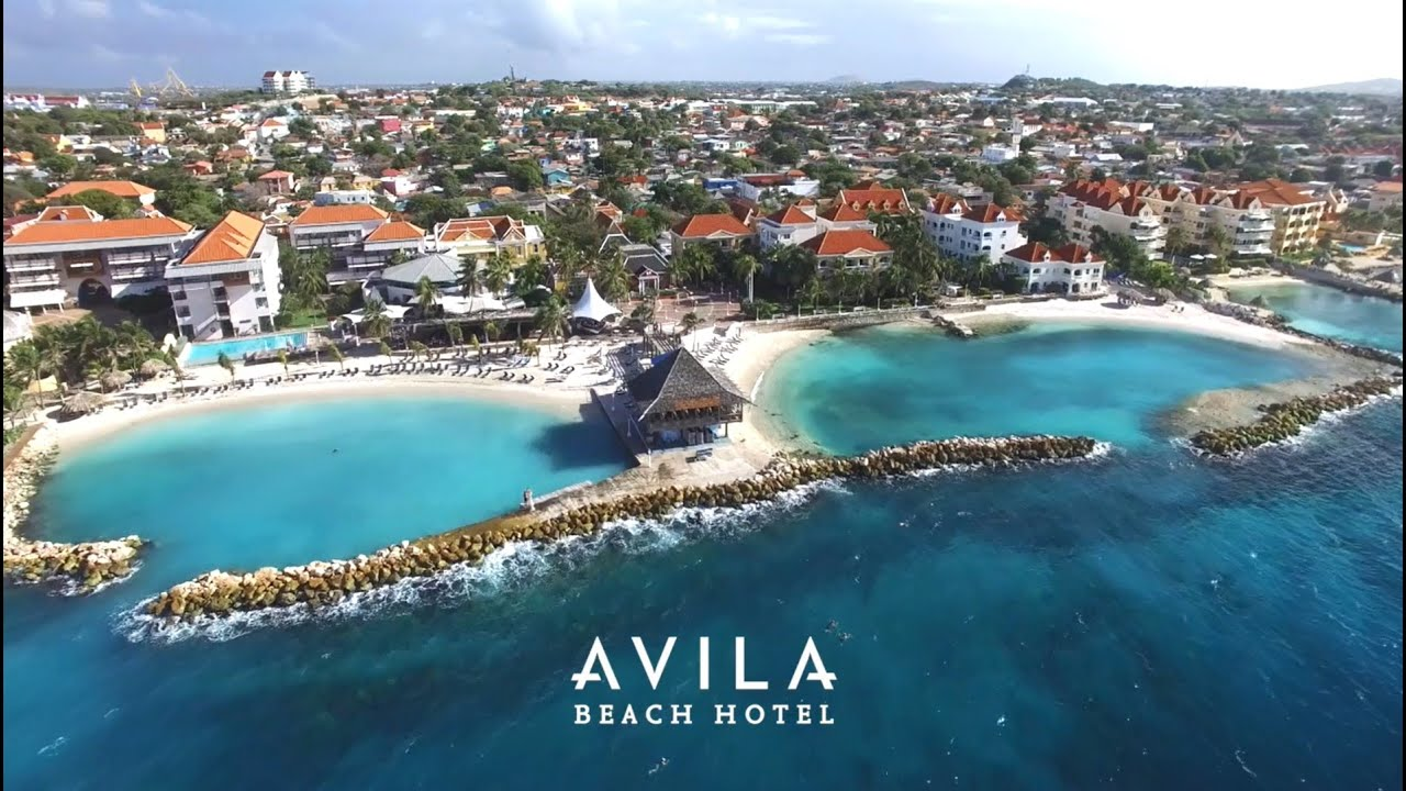 Avila Beach Hotel On Curacao