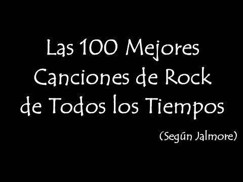 Las 100 Mejores Canciones de Rock de Todos los Tiempos (Actualiz.2013)