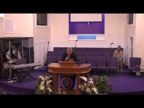 New Year's Revival Night 3 (Woodhouse)