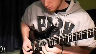 Parkway Drive - Carrion (Cover+ Solo)