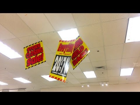 Sears Liquidation : Sneaking In For A Closer Look (Eastpoint Mall, Maryland)