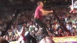 Coldplay - Fix You - Houston from Toyota Center HD