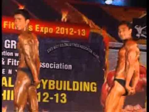 TABISH KHAN - PRESIDENT BHOPAL BODYBUILDING AND FITNESS ASSOCIATION