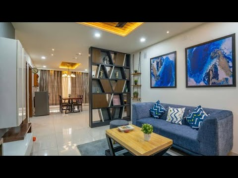 4 Bhk Bungalow Interior Design 4 Bhk Villa Interior Design Youtube