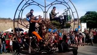 Giant  Musical Bike Mayhem