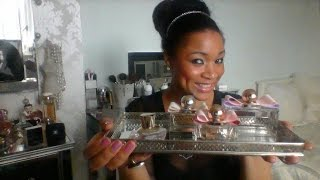 Introducing the Salvatore Ferragamo Signorina fragrance collection!♥ Unboxing and so much more!!!!♥