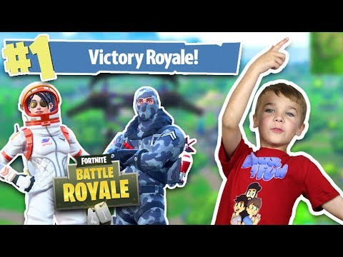 WINNING FIRST PLACE DUO WITH MY BROTHER in FORTNITE BATTLE ROYALE