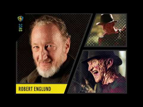 Silicon Valley Comic Con 2017: Spotlight On Robert Englund (Freddy Krueger)