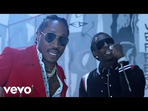 Future, Young Thug - Group Home (Official Music Video)