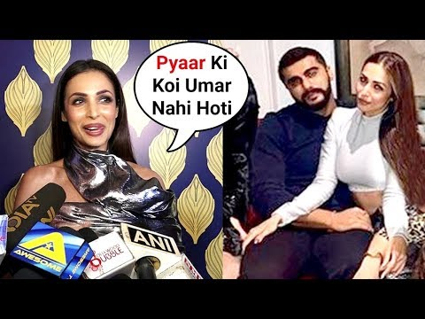 Malaika Arora Khan Finally Reacts On Her Age Gap With Boyfriend Arjun Kapoor
